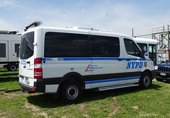 NYPD - 2015 Freightliner Sprinter -Police Academy Driver Training  8647 (02)