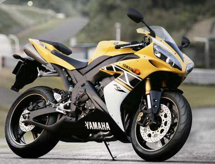 Yamaha YZF-R1 1000 EDITION 50eme ANNIVERSAIRE  2006 - 1