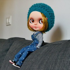Overall for Blythe doll