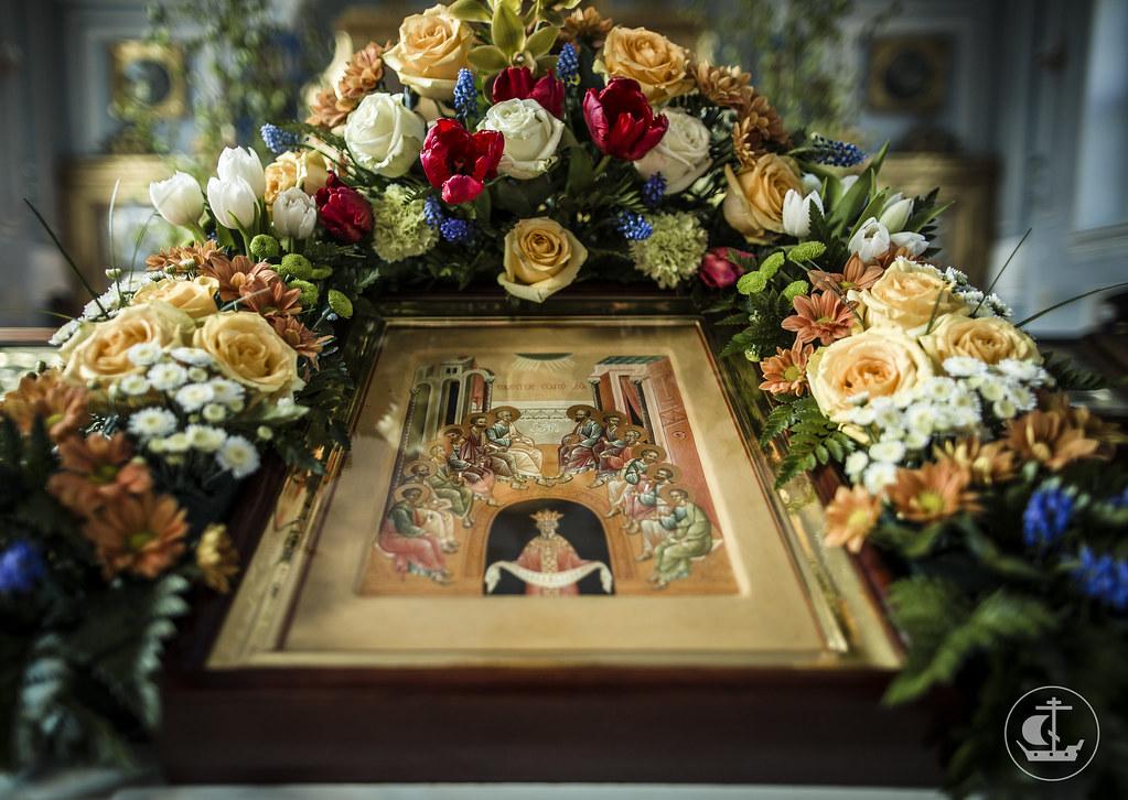 5 июня 2017, День Святого Духа / 5 June 2017, Whit Monday (Monday of the Holy Spirit)