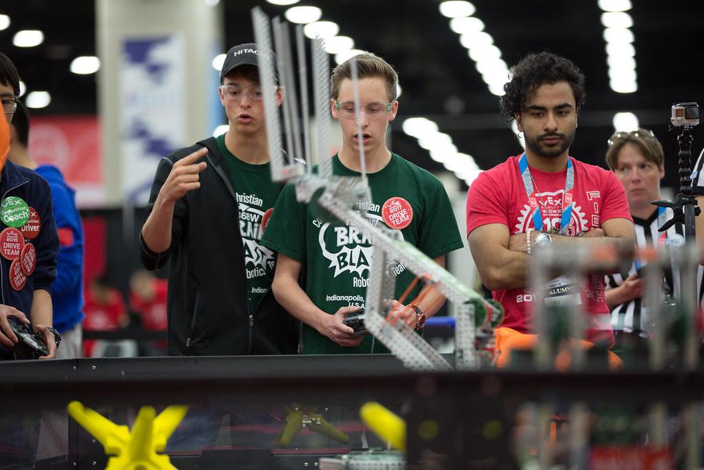 VEX Worlds 2017 - Division Competitions - VRC | VEX Robotics | Flickr