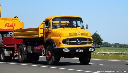 Mercedes LAK 1624 1971