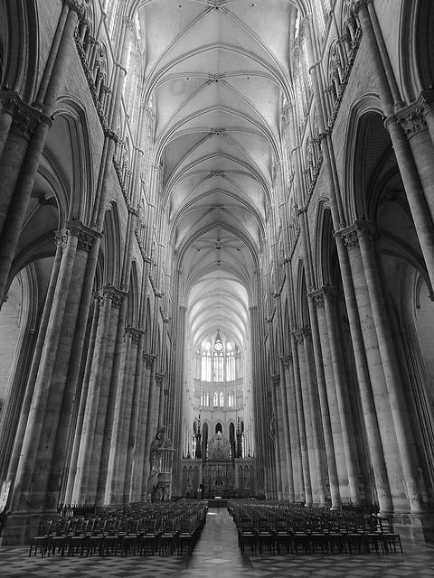 Cathédrale Notre-Dame d'Amiens., Sony DSC-HX9V