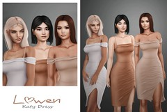 Lowen - Katy Dress @Kustom9
