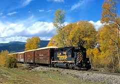 Colorado-Utah Railfanning
