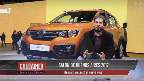 Container TV, Salon de Buenos Aires