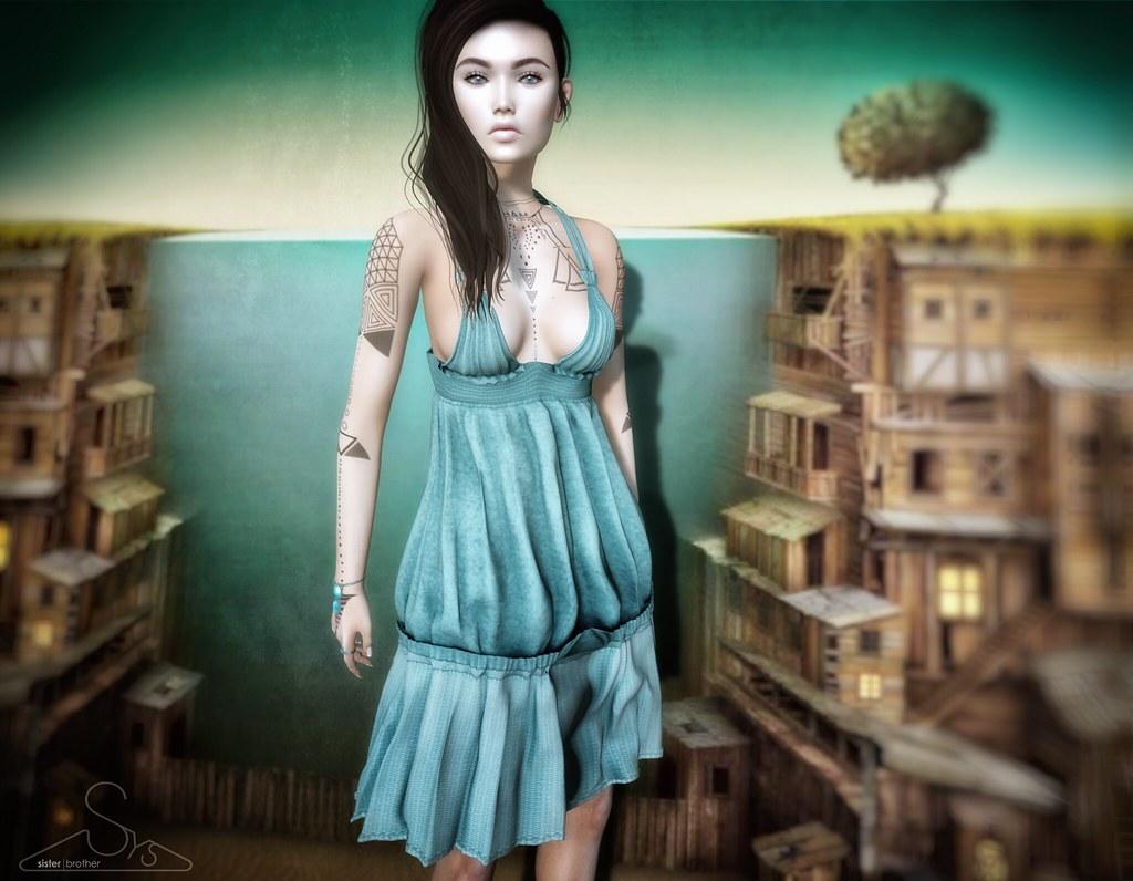 [sYs] MATY dress - SecondLifeHub.com
