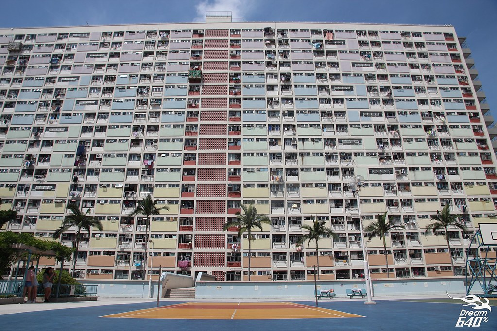 香港IG聖地-南山邨+彩虹邨+海山樓-46