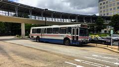 WMATA Metrobus 2000 Orion V #2124