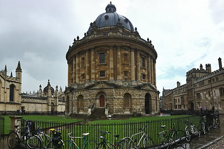 London - Oxford Radcliffe Camera