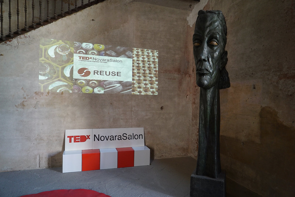 TEDxNovaraSalon Reuse