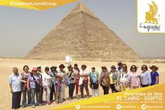 Viviendo y disfrutando las imponentes #PiramidesdeGiza #Egipto ?? ????
