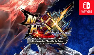 大興奮!!《魔物獵人XX》強勢登陸Nintendo Switch!