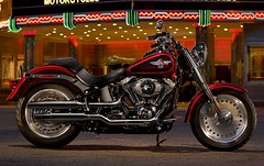Harley-Davidson 1690 SOFTAIL FAT BOY FLSTF 2014 - 3