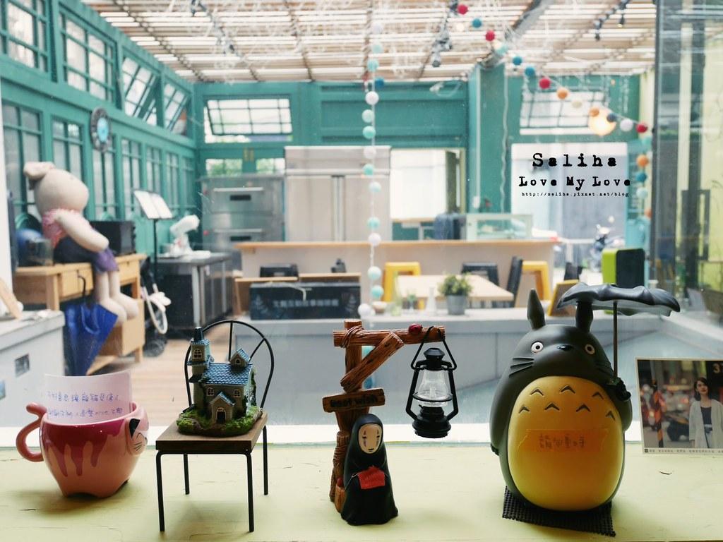台北東區忠孝敦化站附近早午餐brunch下午茶推薦Longtimeago Cafe 夢遊咖啡館 (3)