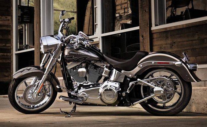 Harley-Davidson 1690 SOFTAIL FAT BOY FLSTF 2014 - 7
