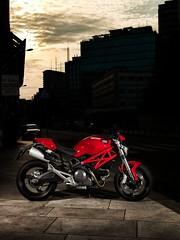 Ducati 696 MONSTER 2008 - 48