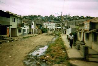 Streets of Esmeraldas