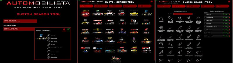 Automobilista SeasonTool