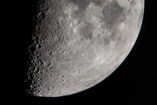 First Quarter Moon DSC_6670-3