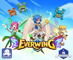 Everwing Game ? The amazing Messenger Game