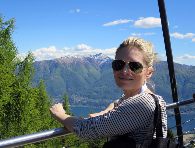 Ascona_2017_Cardada_Hike_Anna-Liisa_2, Canon POWERSHOT S120