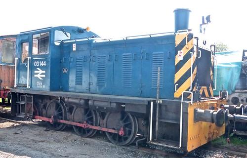 03144 'British Rail' Class 03 on 'Dennis Basford's railsroadsrunways.blogspot.co.uk'