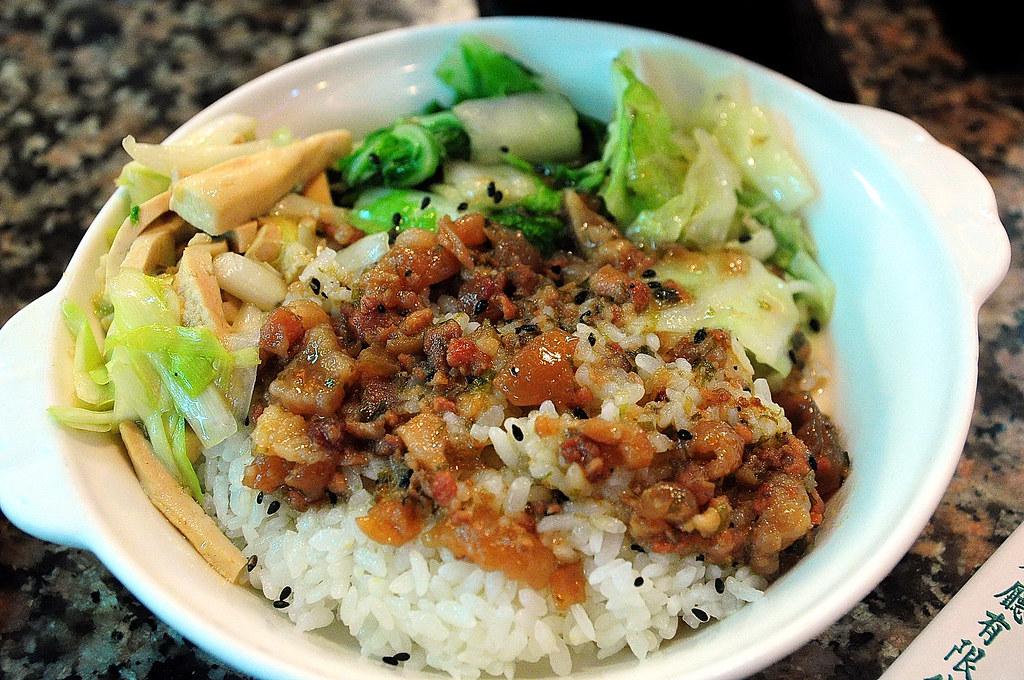 東一排骨-菜飯 2011-07-26