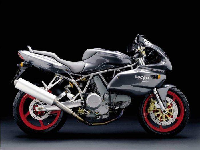 Ducati 800 SS 2004 - 2