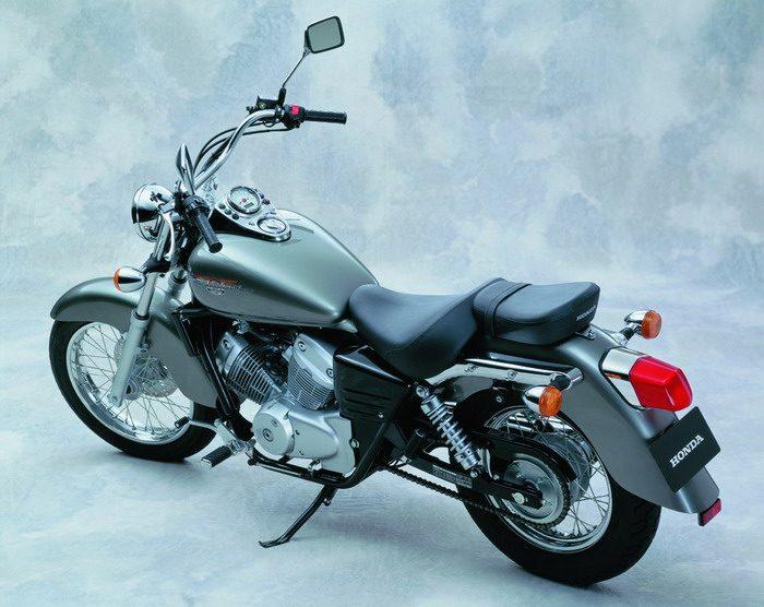 Honda 125 Shadow VT 2006 - 15