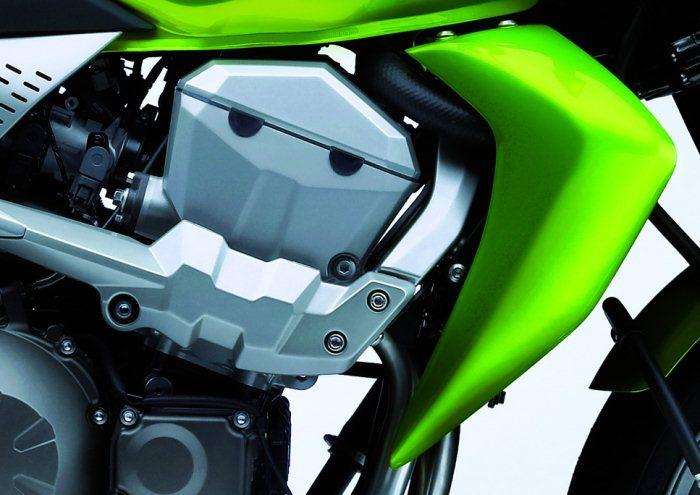 Kawasaki Z 750 2009 - 42