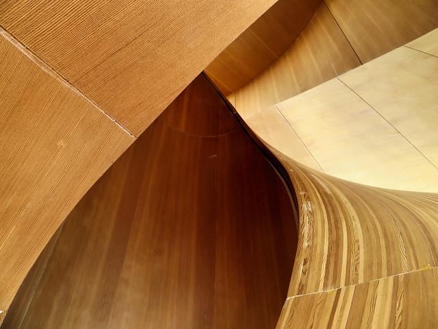 Circular Staircase, Art Gallery of Ontario, Toronto, Ontario