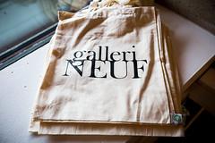 Galleri Neuf - 1/6-17 Vielleicht Bitte Schnell