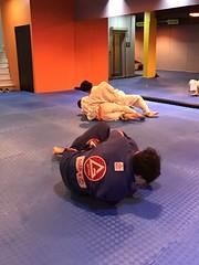 Brazilian Jiu Jitsu İstanbul-Atasehir MT Studio'da calismaya devam ediyor.