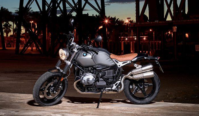 BMW 1200 R NineT Scrambler 2019 - 11