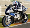 miniature BMW S 1000 RR HP4 2013 - 30