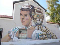 Lisbon graffiti & street art