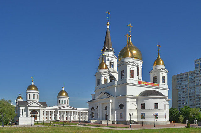 Church Kirill and Mefodius