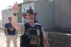 Neil in Fallujah