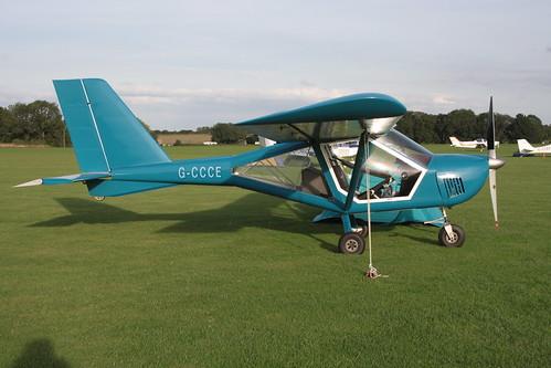 G-CCCE Aeroprakt A22 Sywell 050915