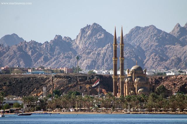 Gita in barca sul Mar Rosso da Sharm el-Sheikh