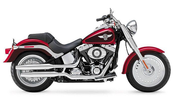 Harley-Davidson 1690 SOFTAIL FAT BOY FLSTF 2014 - 17