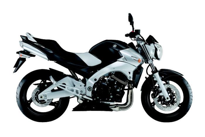 Suzuki GSR 600 2006 - 5