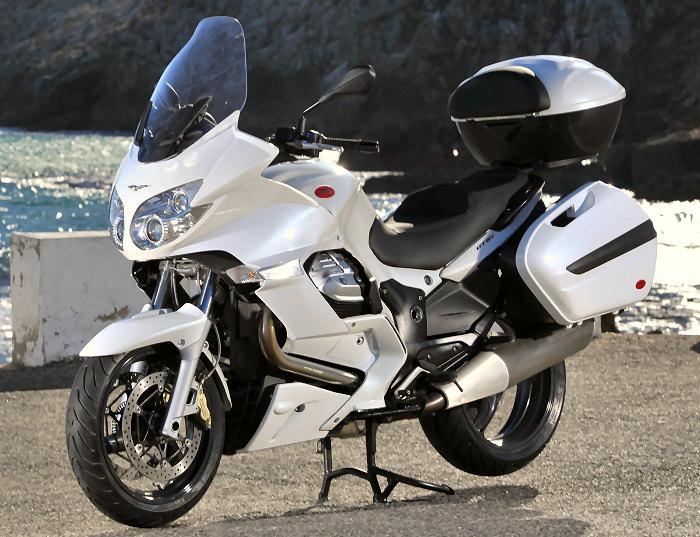 Moto-Guzzi NORGE 1200 GT 8V 2011 - 5