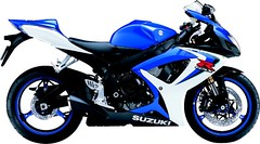 Suzuki 600 GSX-R 2007 - 9