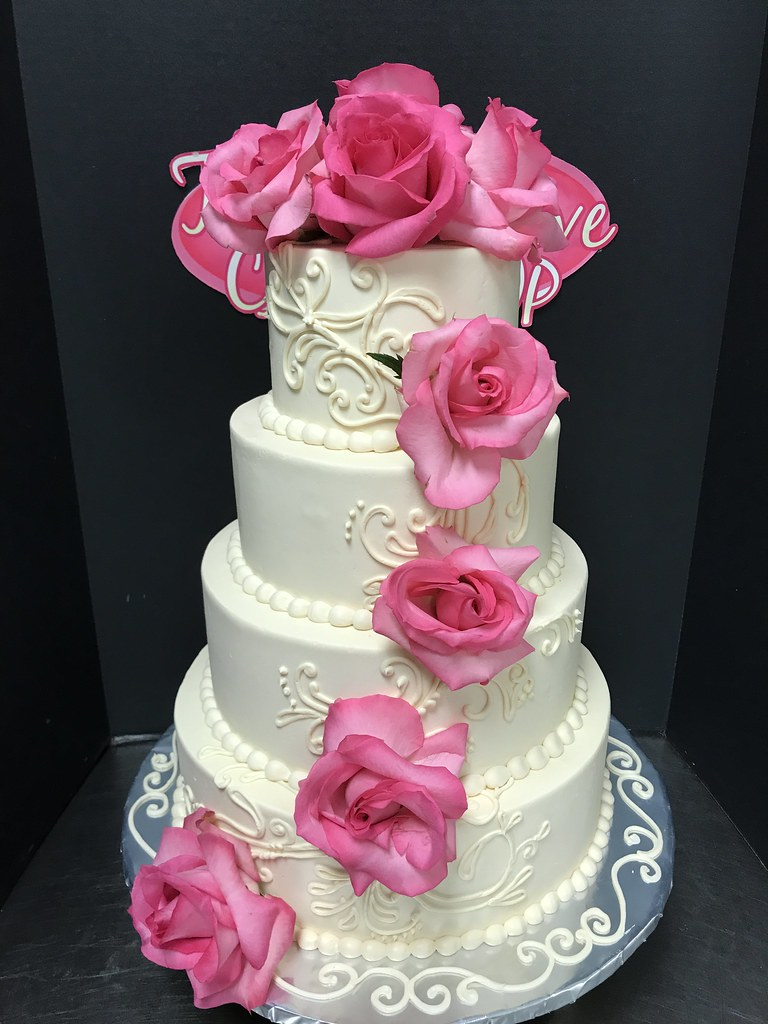 Wedding Cakes - Exclusive Cake Shop