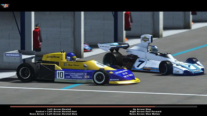 Mauricio Leiva 70s F1