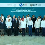Deputy Secretary of State John J. Sullivan travels to Cancun, Mexico, to represent the United States at the General Assembly of the Organization of American States meeting on June 19-20, 2017.