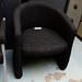 Charcoal tub chair E50