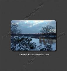 Winter @ Lake Artemesia 2006